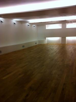 Salle 92 m²