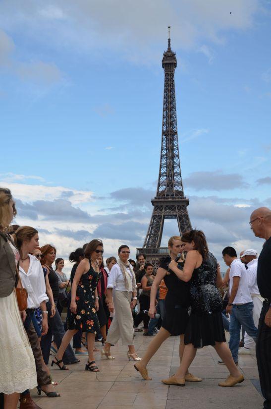 Initiation au tango à Paris