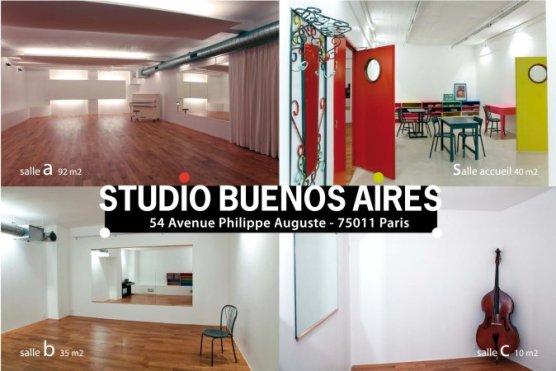 Cours Tango Argentin à Paris 11 Paris 12 Paris 20